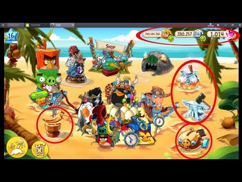 Angry Birds Epic RPG MOD (Infiniti Coin) 3.0.27463.4821