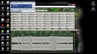 Sampler Effects,V DJ & Audio Mixer.. Trip lang..