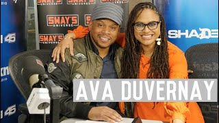 Ava DuVernay Talks 'A Wrinkle In Time', Working with Oprah and Recognition for Black Directors