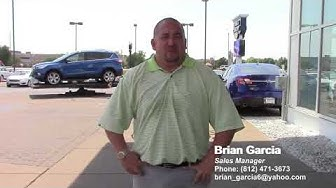 Brian Garcia of Town and Country Ford - Evansville, IN