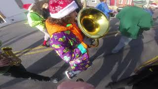 Parade with Santa  November 30th, 2019