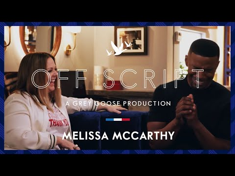 OFF SCRIPT a Grey Goose Production  Jamie Foxx & Melissa McCarthy