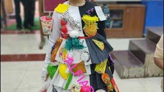 Healthy And Junk Food Fancy Dress Speech For Kids