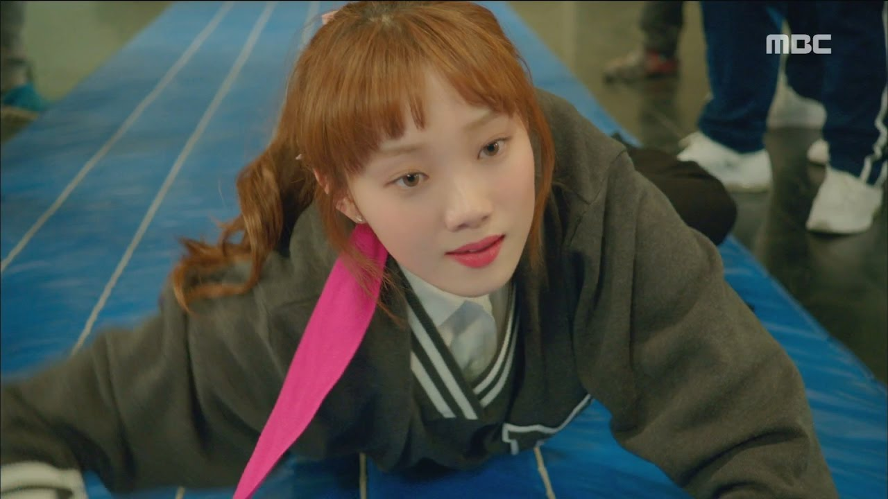 [Weightlifting Fairy Kim Bok Ju] 역도요정 김복주 ep.16 Class Day weightlifting runway.20170111