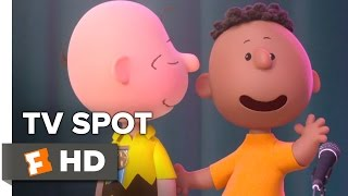 The Peanuts Movie TV SPOT - Franklin Day (2015) - Animated Movie HD