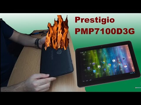 Сервисный центр начудил. Ремонт планшета Prestigio PMP7100D3G DUO