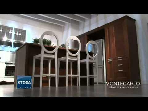 Stosa Cucine - Cucina Montecarlo a Palermo - YouTube