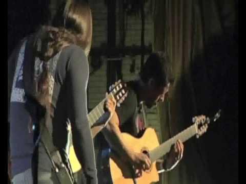 Rodrigo y Gabrierla with Robert Trujillo - Orion live at Radio City Music Hall