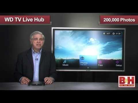 Western Digital TV Live Hub