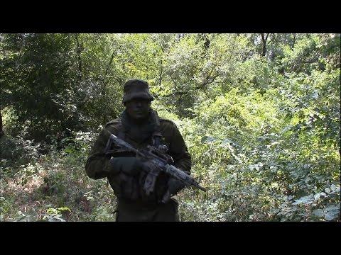 IDF Combat Uniform Camouflage Effectiveness