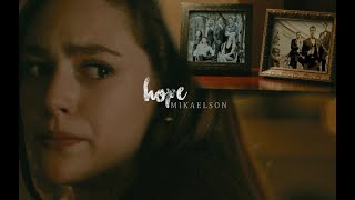 """Hope Mikaelson 