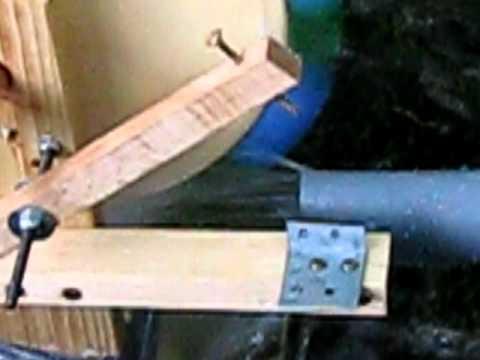 wasserrad mit hammer selber bauen youtube. Black Bedroom Furniture Sets. Home Design Ideas