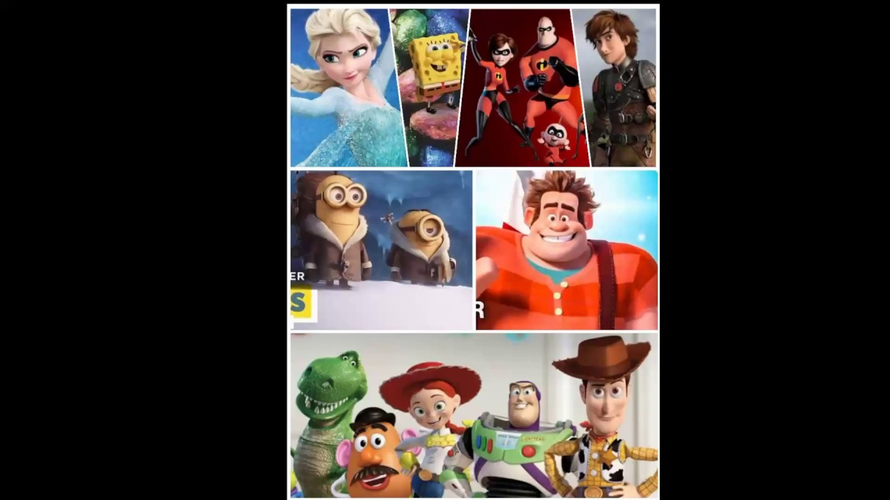 Top Most Amazing Upcoming Animated Movies || Most Awaited || 2018-2021