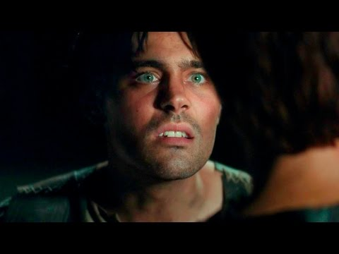 """Liam Garrigan In """"The Pillars of the Earth"""" (2010)"""
