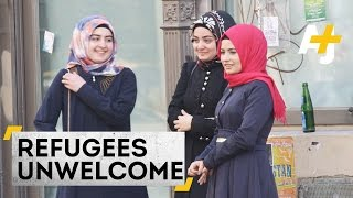 Refugees Unwelcome: The Fight Over Germany
