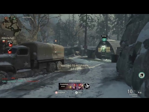 Call of Duty WWII | war stream
