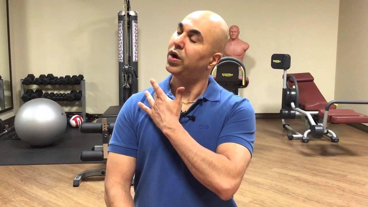 Download best scalene muscle stretch - scalene trigger points - neck stretch - scalene neck stretch