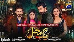 Rang Mahal - Episode 14 - 3rd August 2021 -