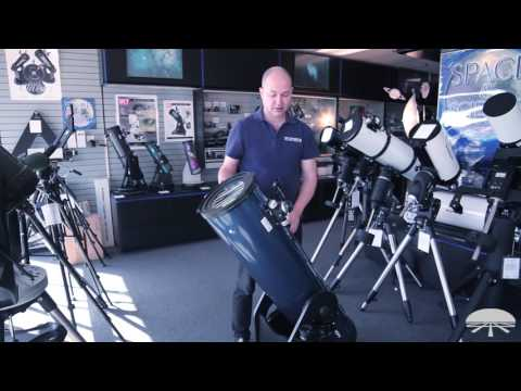 How to Use the Orion SkyQuest XT10 PLUS Dobsonian Reflector Telescope - Orion Telescopes