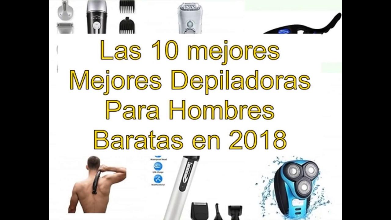 Las 10 mejores Mejores Depiladoras Para Hombres Baratas en 2018 ... 3937a90f312a