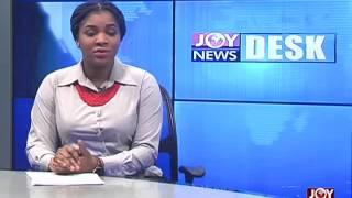 Christopher Opoku's Demise - News Desk on Joy News (11-5-17)