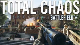 Metro is total Chaos - Battlefield 5
