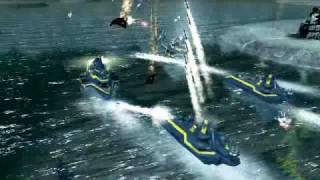 Supreme Commander 2 Trailer.
