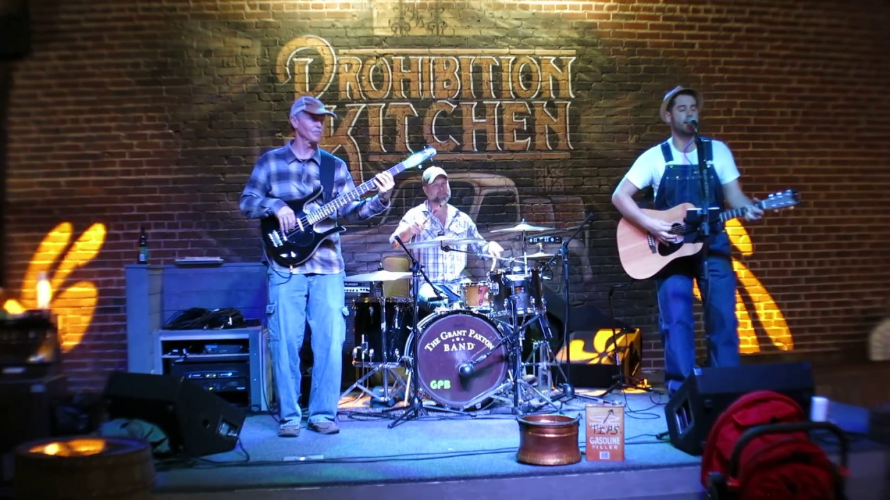 Prohibition Kitchen 2016-12-27 - grant paxton band - at prohibition kitchen st