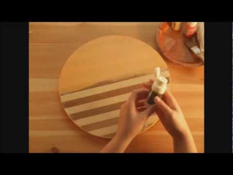 Espejo de mosaico youtube for Espejo 8 aumentos