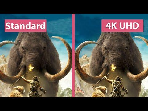 4k vs 1080p comparison gaming pcs