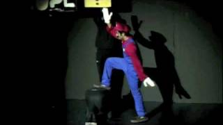 Repeat youtube video Super Mario Bros