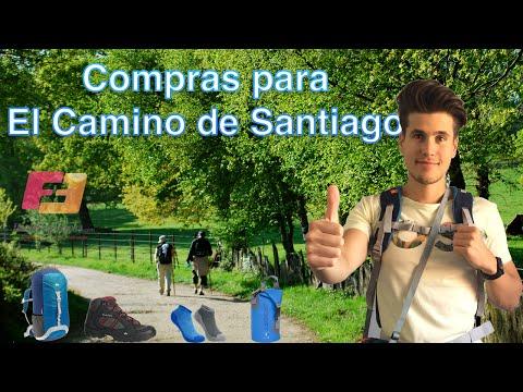 Compras para el Camino de Santiago | Vlog Viaje