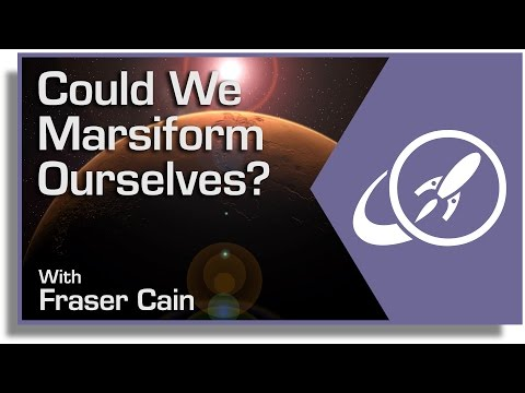 Could We Marsiform Ourselves? Using Genetic Engineering To Live on Other Worlds