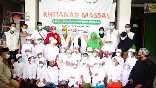 Sunatan Massal bersama Amphuri di Yayasan Miftahul Jannah Pondok Gede   SUNAT 123