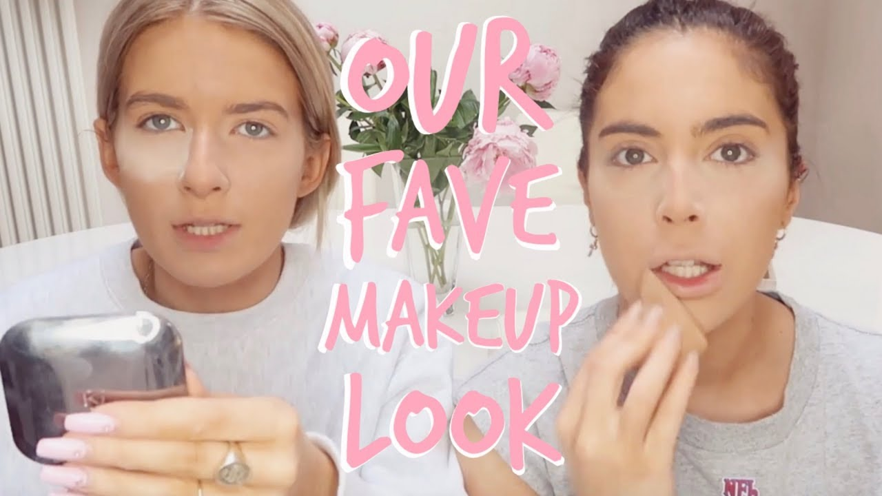 1a8ac03cbe2 UPDATED EVERYDAY MAKEUP ROUTINE! | Sophia and Cinzia - YouTube