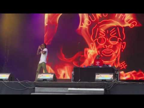 Young Thug @Les Ardentes