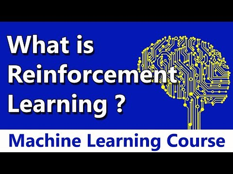 Machine Learning #04 What is Reinforcement Learning ?