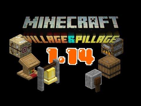Novos Blocos Da 1.14 - A Nova Atualização Do Minecraft (snapshot 18w50a)