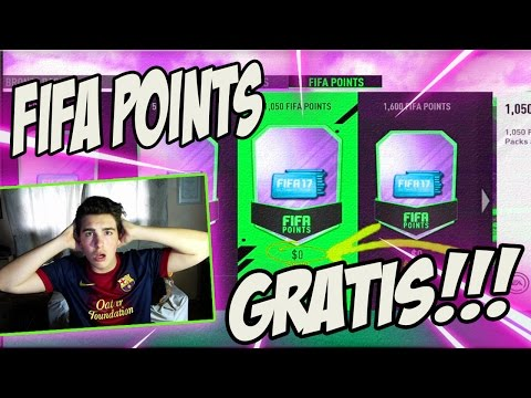 COME AVERE FIFA POINTS GRATIS E ILLIMITATI SU FIFA 17!!! 100% SICURO - NO HACK!!