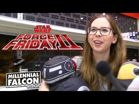 Download Youtube: Who Buys Star Wars Toys at Midnight?? Force Friday Exposé! - Millennial Falcon