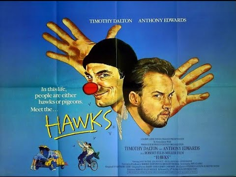 Hawks 1988 Timothy Dalton