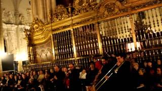 MUSICA CORONACION REYES ARAGON LETANÍAS  LA SEO ZARAGOZA
