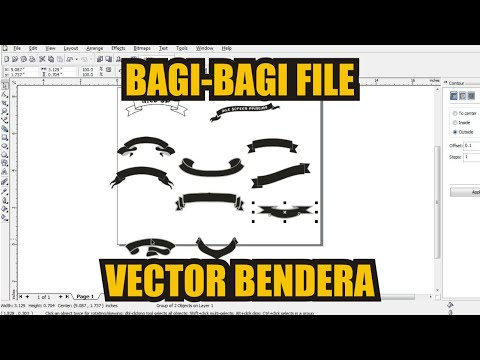 video ini bisa dijadikan referensi untuk belajar pengolahan kata dengan microsoft word. Membuat logo.