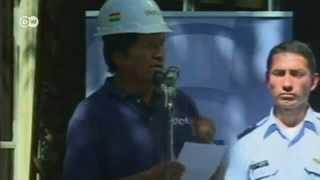 Боливия: национализация энергокомпании TDE(Президент Боливии Уво Моралес объявил о национализации боливийской компании TDE, которая является дочерним..., 2012-05-03T08:18:39.000Z)