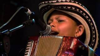 The First Female Accordion Player to Win the Vallenato Kings Festival