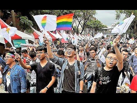 大陆青年:台湾的伟大,超乎我的想象。五毛惧:台湾人原来不是打嘴炮,习近平哑巴亏,江泽民颤怕。20190521