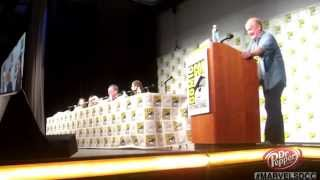 Watch Marvel's Agent Carter at the Television Presents Panel from Comic-Con 2014