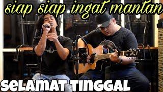 Download Lagu paling baper auto inget mantan ( selamat tinggal five minuts ) cover by amrinal Rasadi