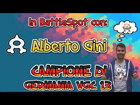 In BattleSpot con Alberto Gini : CAMPIONE DI GERMANIA 2013