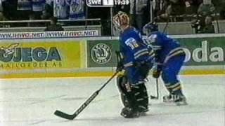 Finland vs. Sweden WC 2000